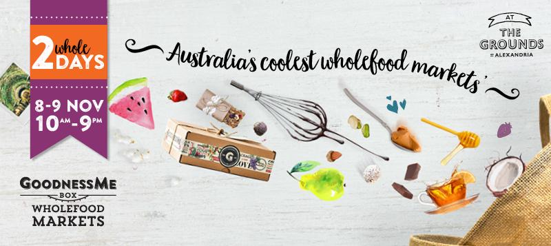 GoodnessMe Box Wholefood Markets