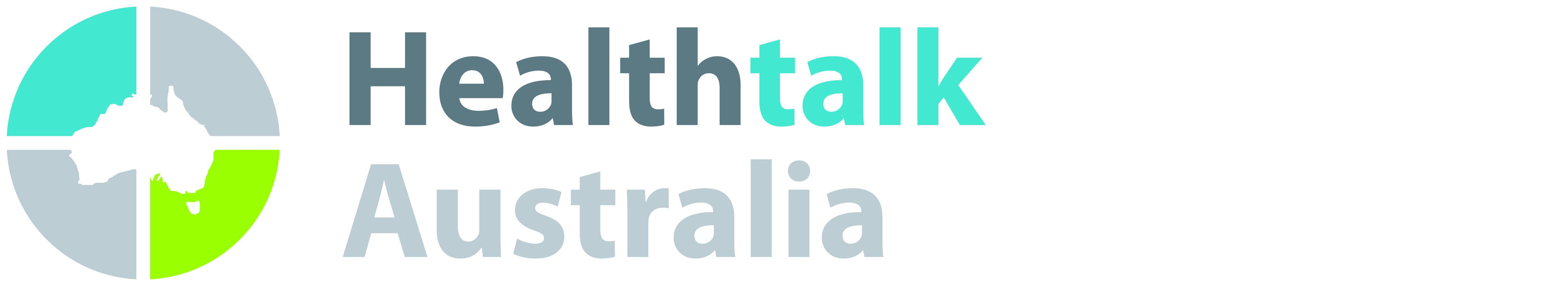 Healthtalk Australia logo
