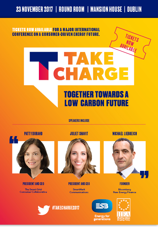 ESB take charge conference 2017