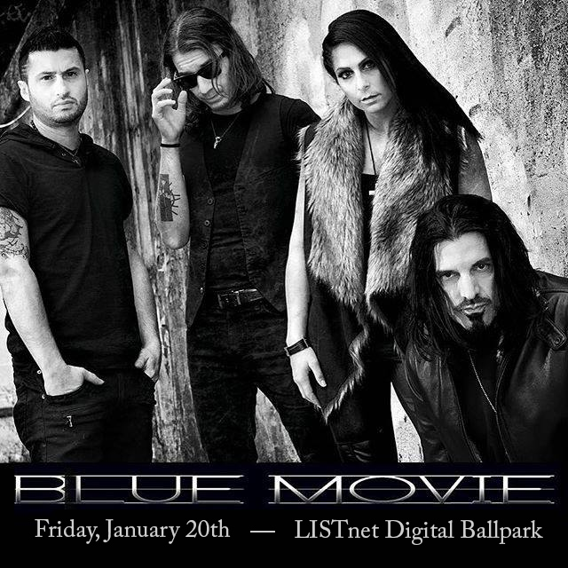 Blue Movie Band