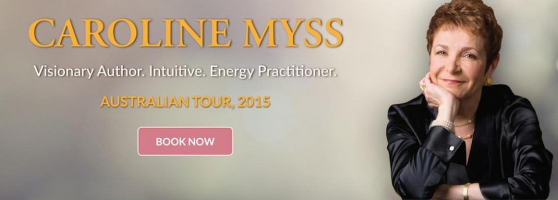 Caroline Myss Australian Tour