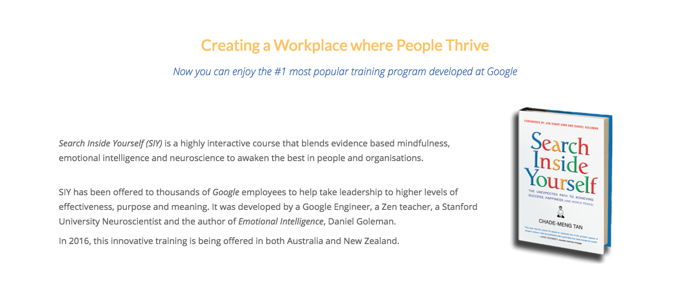Thrive in your Workplace