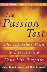 The Passion Test Book small