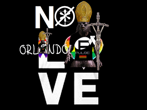 No Orlando Love! Make Them Pay in 3D!!!