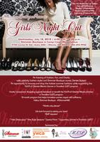 Shimmer Boutique Presents Girls Night Out (Charity Event)