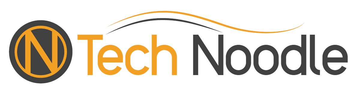Tech Noodle Logo