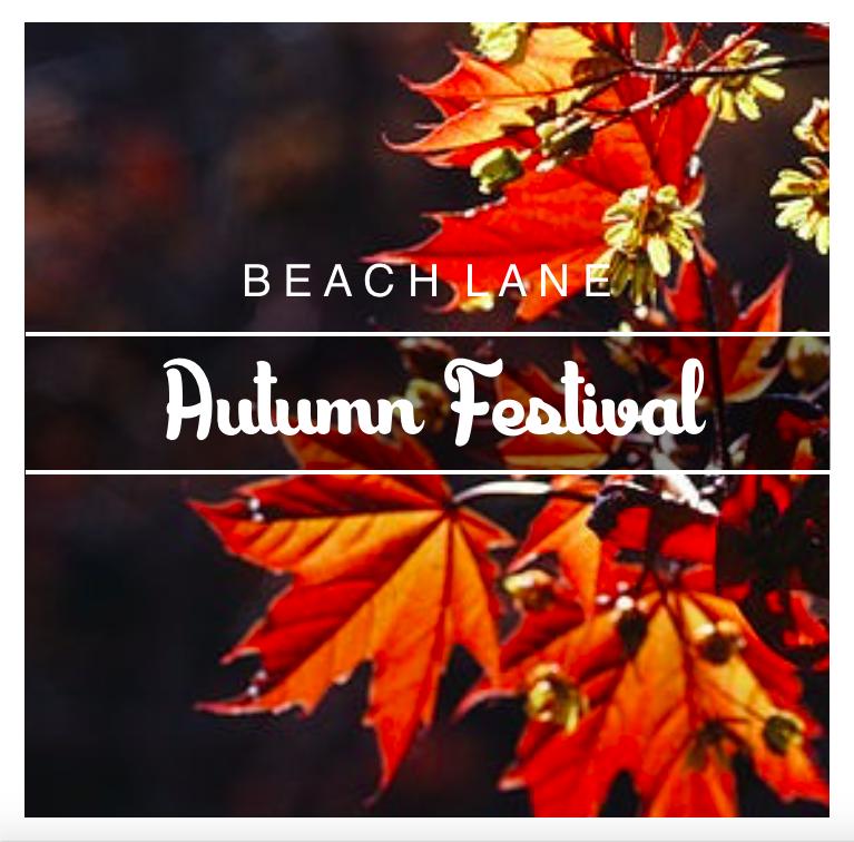 Beach Lane Autumn Festival