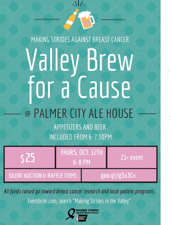 Valley Brew for a Cause