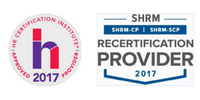 HRCI and SHRM Certified