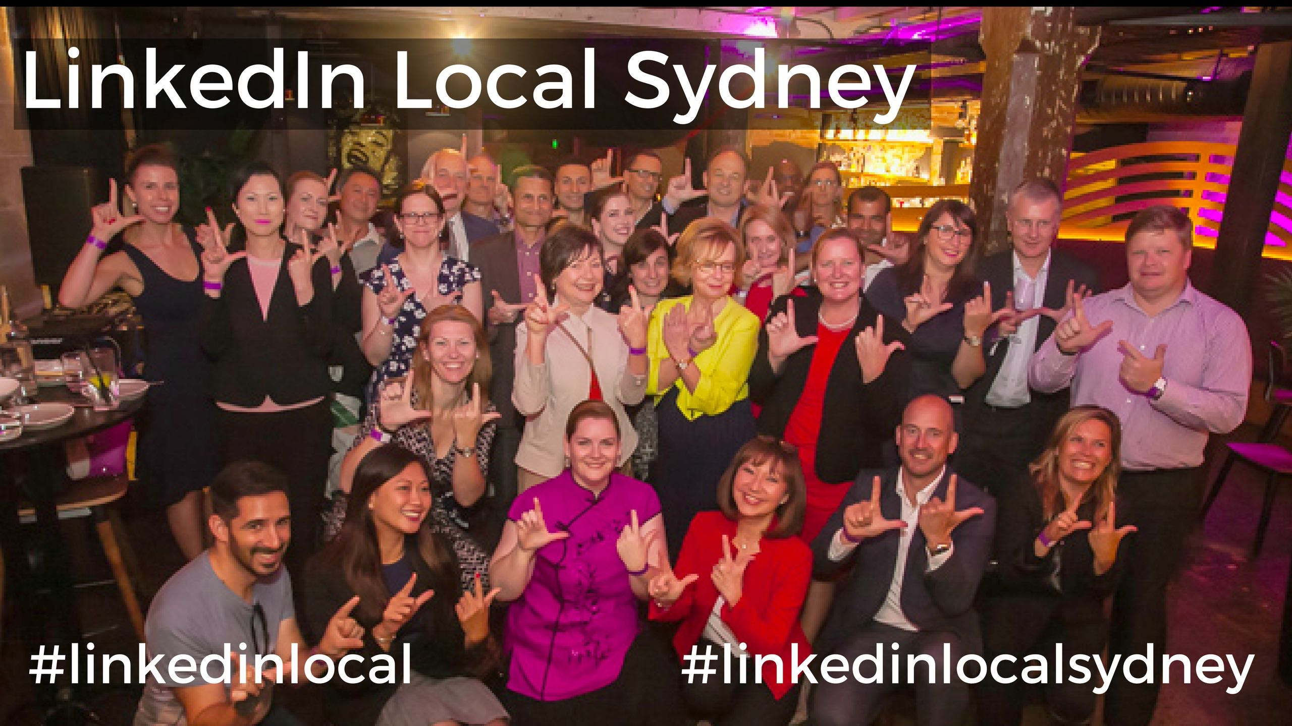 Linkedin Local Sydney