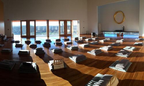 Won Dharma Center in Claverack, NY
