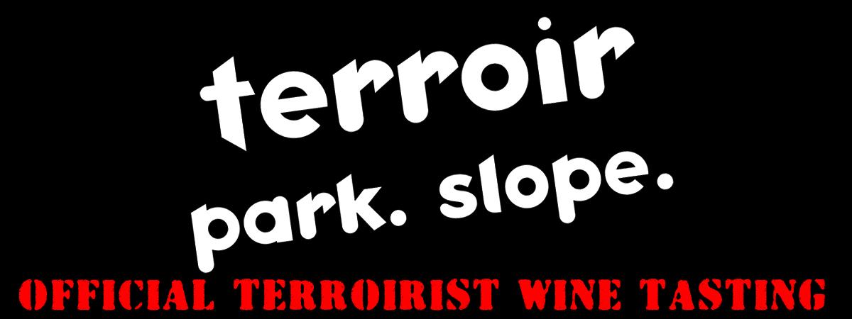 Terroir Park Slope wine classes logo