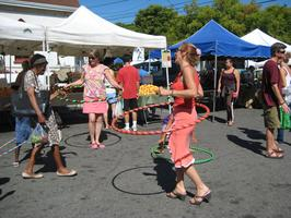Hoop-Jam Sunday's Jack London Mkt