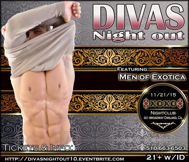 Divas Night out 11-21-15