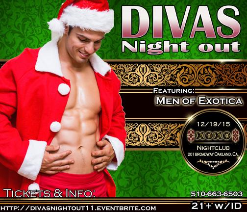 Divas Night out 12-19-15