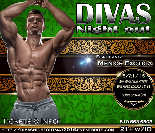 Divas night out 5-21-16