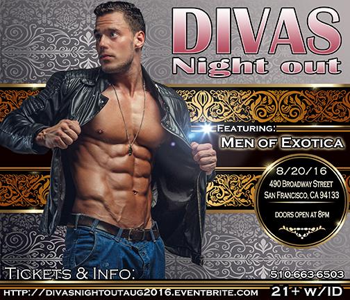 Divas Night out 8-20-16