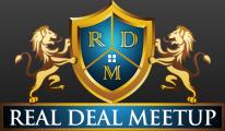 Real Deal MeetUp Logo