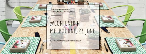 ContentKin Content Marketing Social Media Workshop