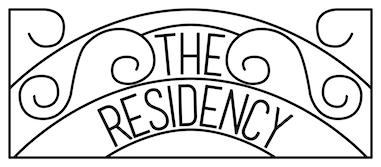 The Residency logo