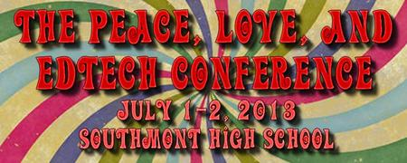 The Peace, Love, & EdTech Conference