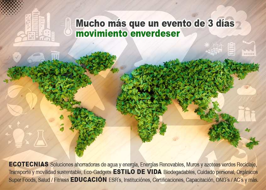 Expo En Verde Ser 2018