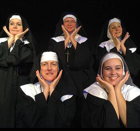 Nuncrackers nuns
