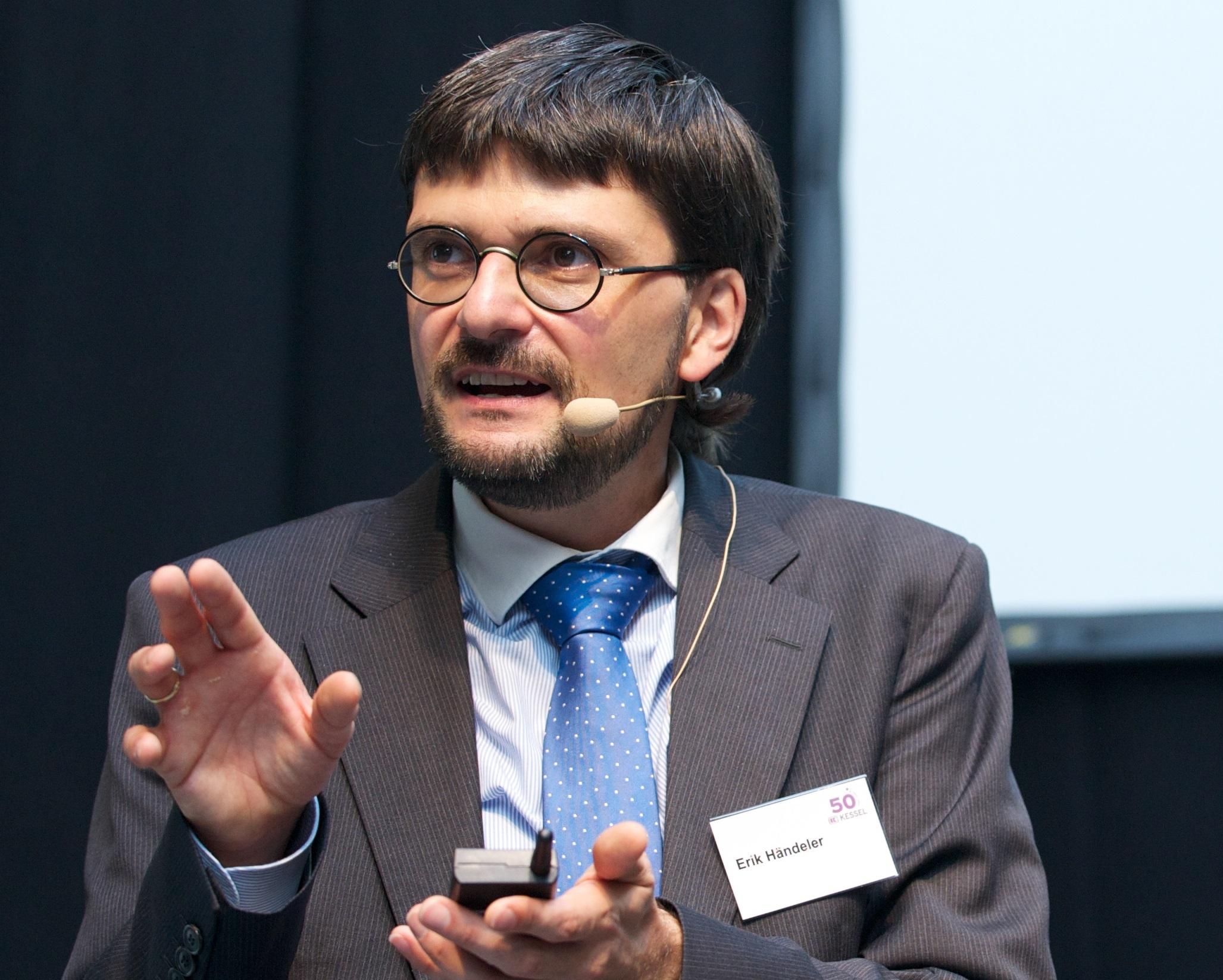 Eric Händeler Speaker