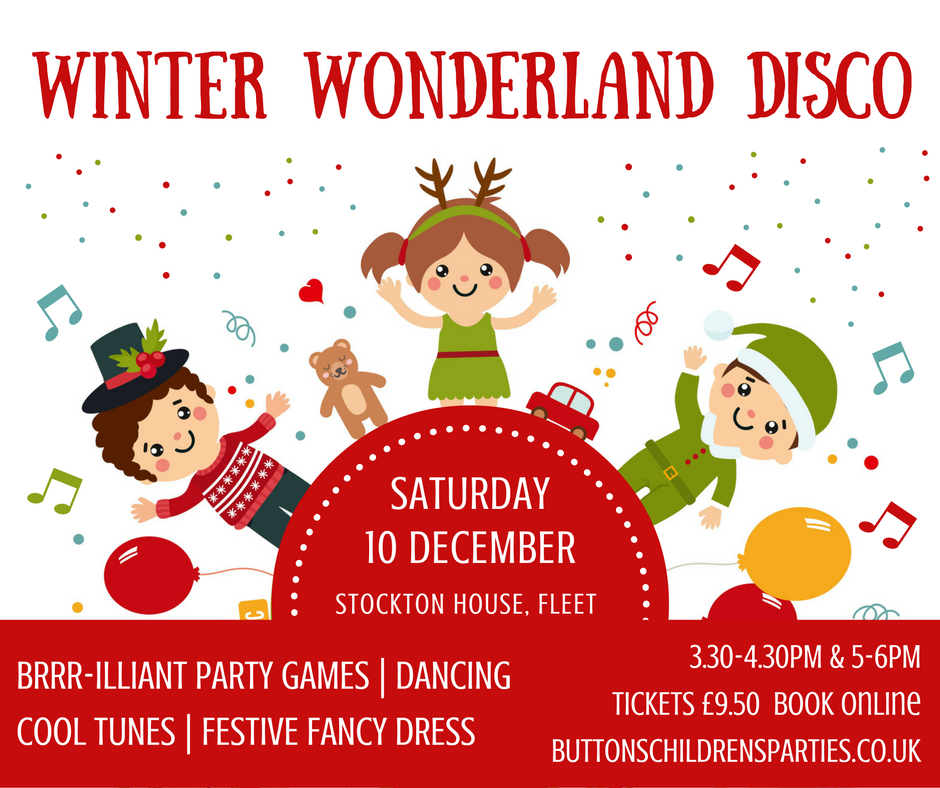 Winter Wonderland Disco