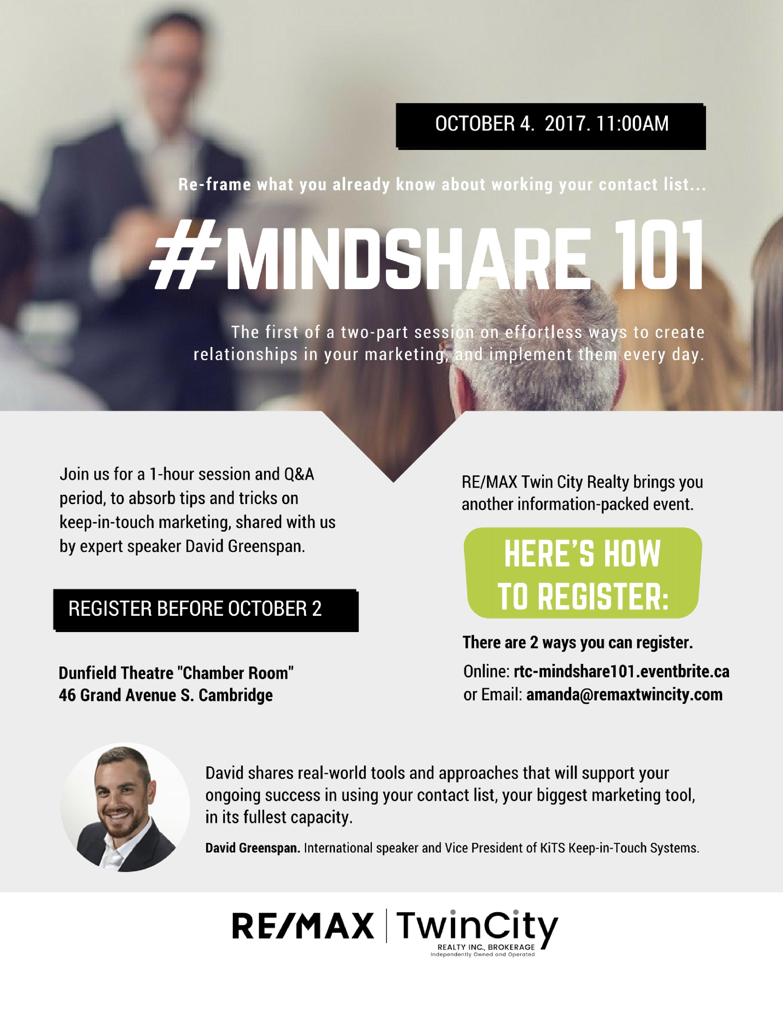Mindshare101