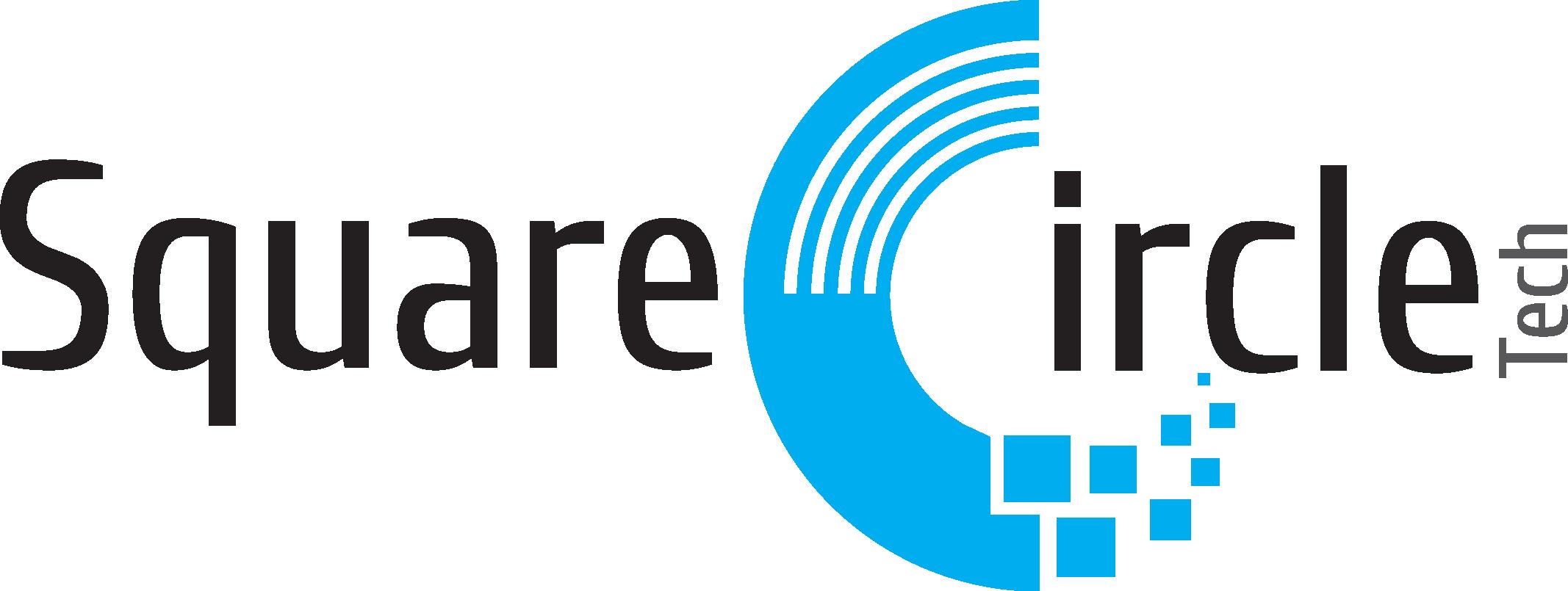 SquareCircle Tech Logo