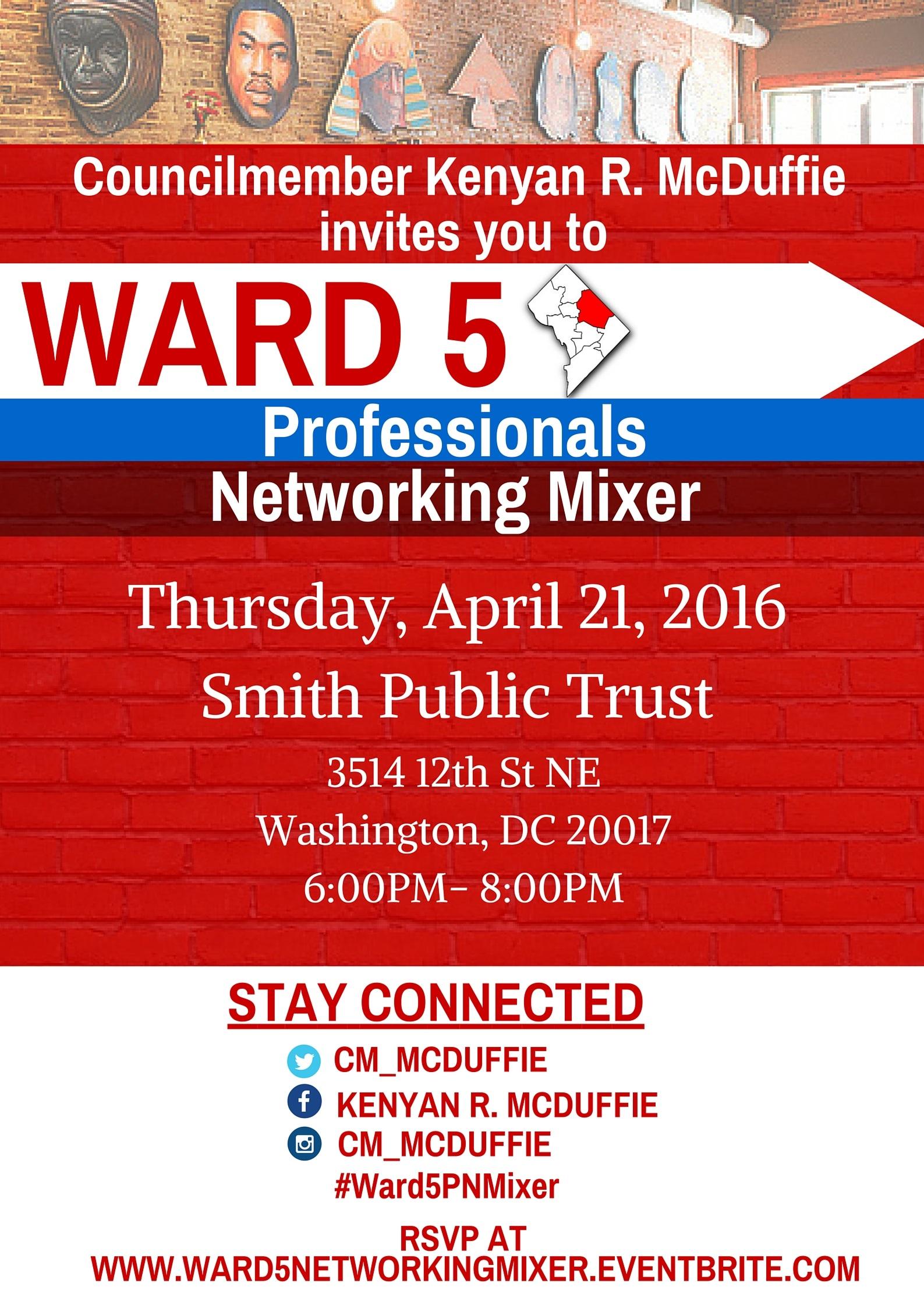 Ward 5 Professional Mixer