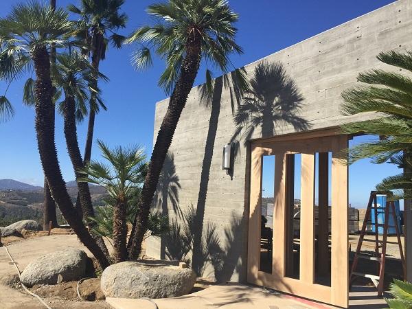 Casa Aguila Entrance
