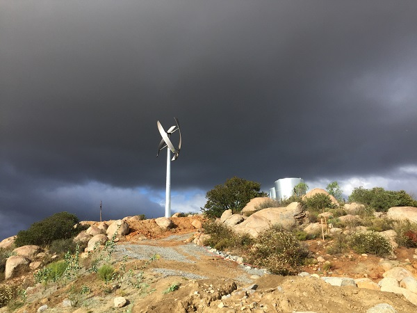 UGE Wind Turbine