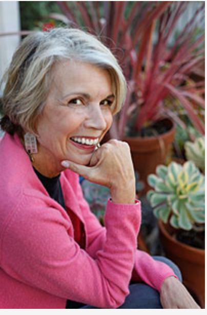 Literary Gardner Paula Panich