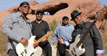 Bluesman Mike and the Blues Review Band