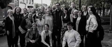 Melbourne Contemporary Choir Group Photo