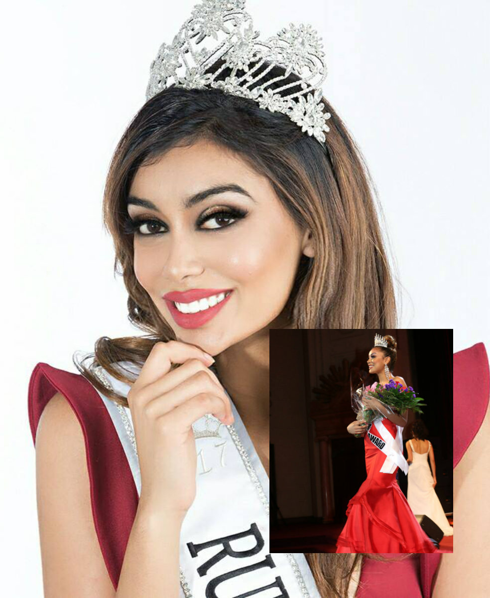 Ghazal Gill, Miss World 2016/2017