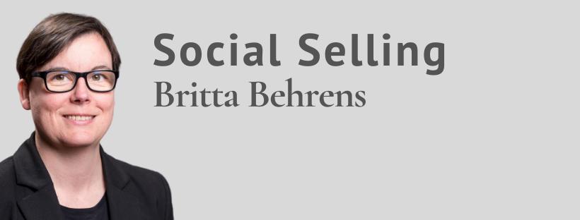 Britta Behrens_Social Selling