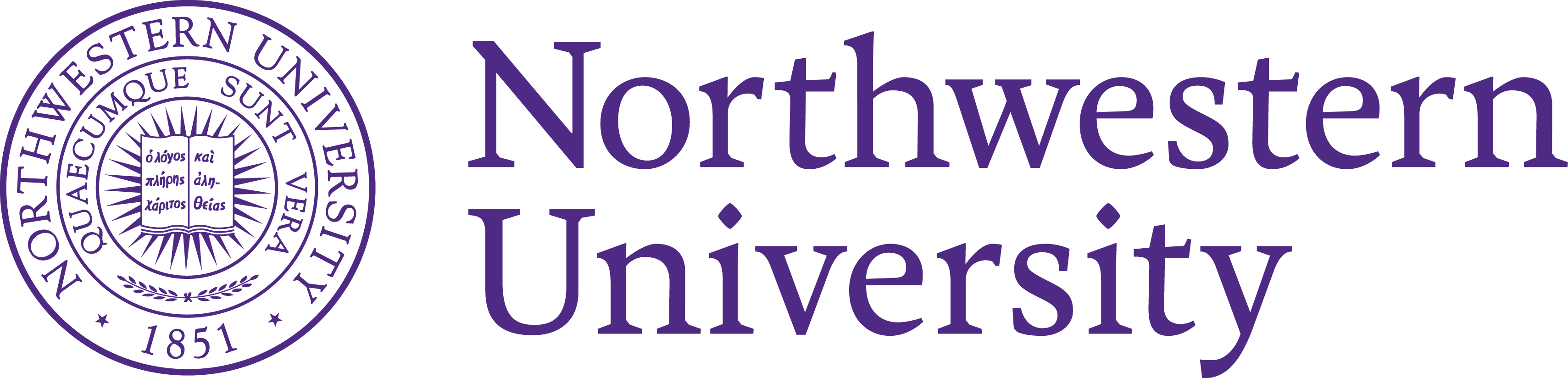 Northwestern University Logo