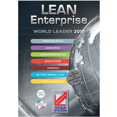 NEW 2017 LEAN ENTERPRISE Catalogue