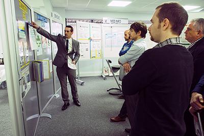 Lean Manufacturing Sesa System Symposium