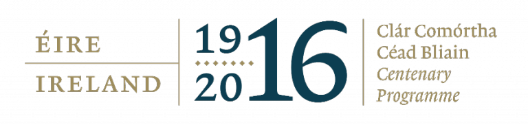 Decade of Commemorations Logo