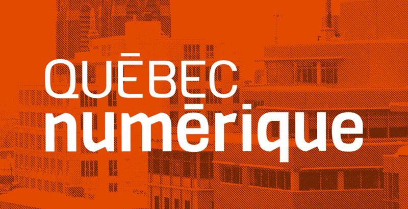 Logo Québec Numérique