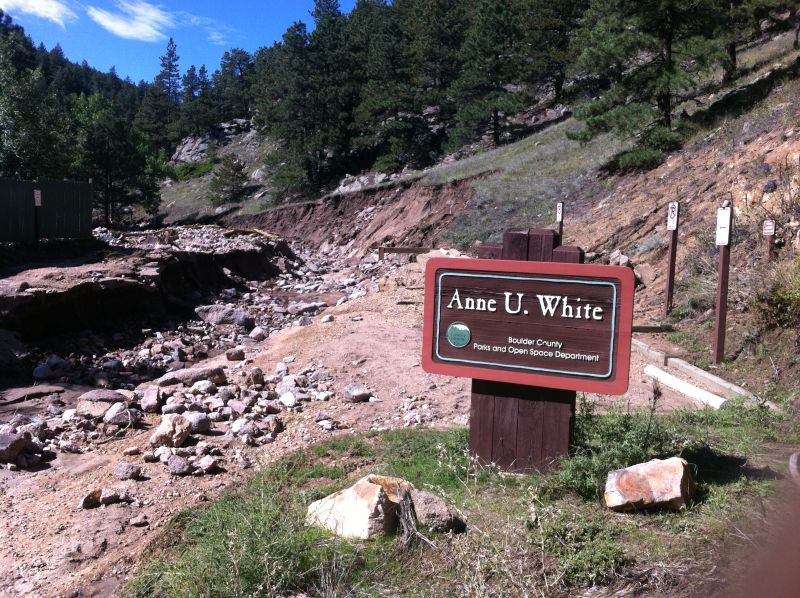 Anne U. White Trail