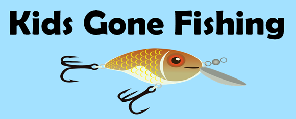 Kids Gone Fishing Logo