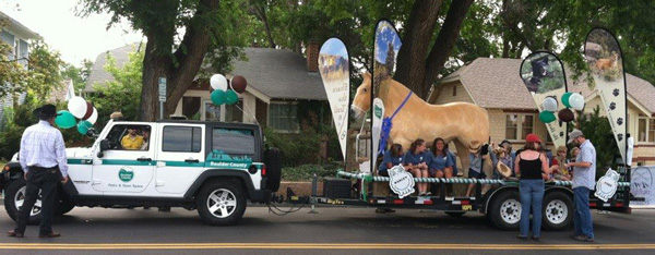Boulder County Fair Parade