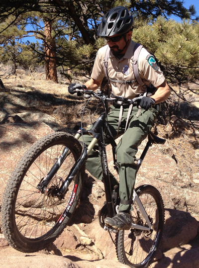 Ranger Mountain Biking