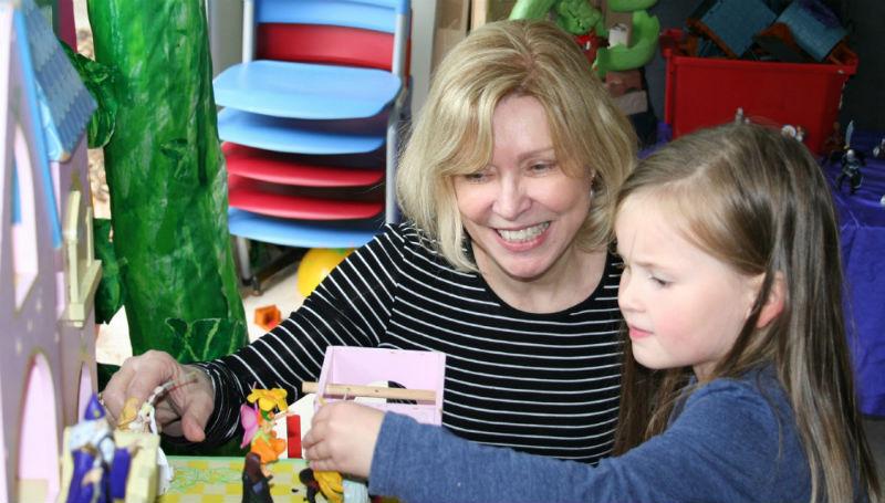 Sandra Hesterman Play Based Learning