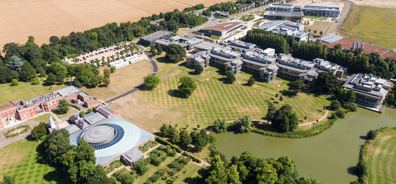 Cambridge Rare Disease Network - Wellcome Genome Campus guided tour and talk 4
